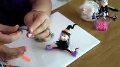 Tutorial Figuras de PORCELANA FRIA / Cold porcelain Creations - YouTube