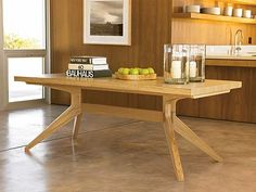 Matthew Hilton Cross Extension Table
