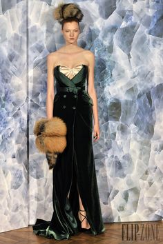 Alexis Mabille Fall-winter 2014-2015 - Couture