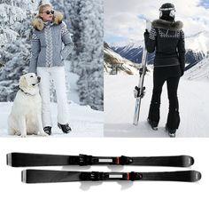www.comocombinar.com Skiing, Boots, Winter, Image, Fashion, Ski, Crotch Boots, Winter Time, Moda