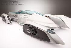 Mercedes-Benz BlitzenBenz concept car is a hi-tech futuristic beauty : Luxurylaunches Audi, Mercedes Benz, Mercedes Concept, Jaguar, Mustang, Mc Laren, Futuristic Cars, Automotive Design, Auto Design