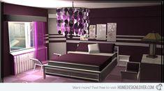 ravishing teenrooms. 15 Ravishing Purple Bedroom Designs  bedroom design