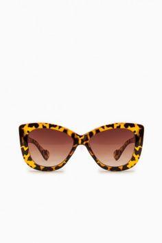 Olivia Sunglasses in Tortoise