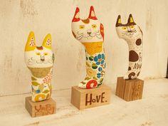 招き猫の置物02の画像5枚目