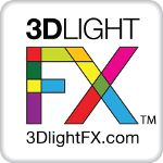3D Deco Lights, 3DLIGHTFX, 3D LIGHT