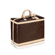 Cruiser Bag 45 Monogram Canvas - Travel - Softsided Luggage   LOUIS VUITTON