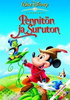 Disney Klassikko 09: Pennitön ja Suruton (BLU-RAYNA)