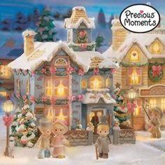 A Christmas Carol Village
