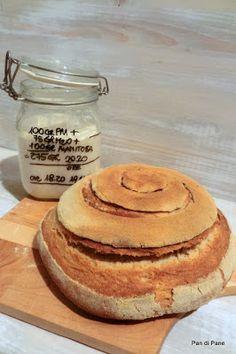 Pan di Pane: Una Nuova Pasta Madre, solo acqua e farina!