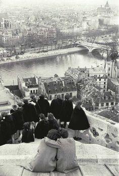 Paris, 1953, Henri Cartier-Bresson. French (1908 - 2004)