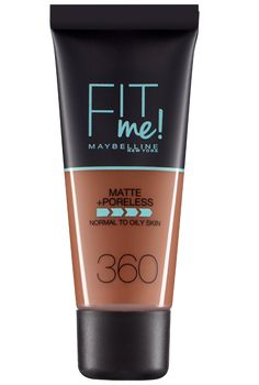 Fit Me Matte & Poreless Foundation - <p>Fit Me Matte & Porelesshas been designed for normal to oily skin. Its blurring micro powders refines pores while shine is being absorbed for a natural matte finish.</p> <p>Best Suited For: Normal/ Oily Skin </p> <p>Coverage: Medium / Full</p> <p>Finish: Natural / Matte </p>
