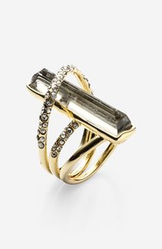 Alexis Bittar 'Miss Havisham' Open Doublet Ring available at #Nordstrom