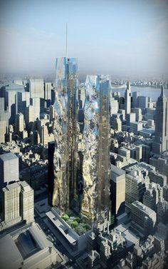 NYC Skyscraper Boom of the last 10 Years (500' +) - SkyscraperPage Forum