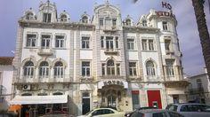 Hotel Guadiana, Vila Real Santo António, Portugal