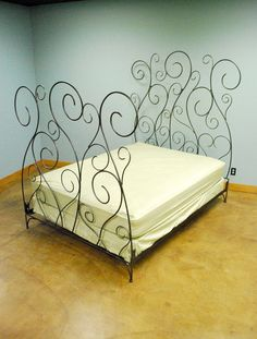 Ivy Bed by deliafurniture on Etsy, $1,100.00