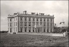 Loftus Hall was abandoned by the Loftus family in the early years of the twentieth century.