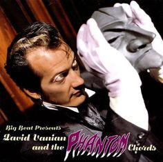 Dave Vanian and the Phantom Chords [CD]