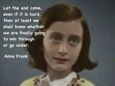 These 15 Quotes From Anne Frank Will Make Your Heart SOAR -- womendotcom