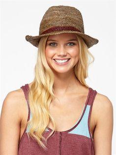 BRSWitching Straw Hat by Roxy - FRT1
