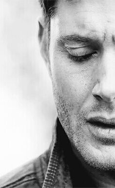 Dean Winchester ~ Supernatural << When I think of Dean in pain, it never involves blood, but always this face