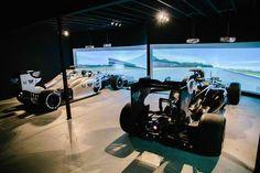 Formula One Professional Racing Simulator
