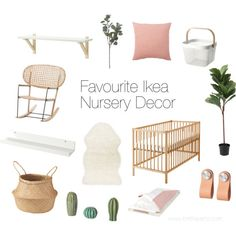 Ikea Crib, Ikea Nursery, Nursery Shelves, Baby Nursery Decor, Baby Bedroom, Baby Boy Rooms, Nursery Neutral, Baby Decor, Nursery Room