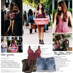 """Elena Gilbert. | The Vampire Diaries season premiere 3 October."" by sarahutcherson on Polyvore"
