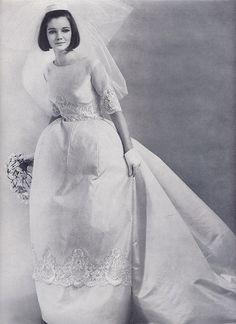lace border bride | Flickr: Intercambio de fotos