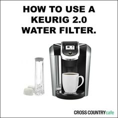 Keurig 20 Filter Replacement Instructions