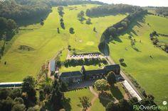 Golf de Clécy Cantelou, Calvados, Normandie, France. Vidéo aérienne sur FlyOverGreen / Aerial video on FlyOverGreen