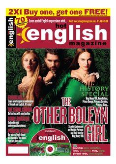 Issue #79. #LearnHotEnglish. More at http://www.hotenglishmagazine.com/