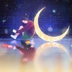 Yukihiro Nakamura Web Photo Illustration, Hobbit, Anime Art, The Hobbit