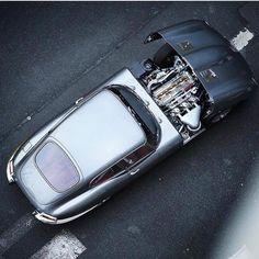 #jaguar #typee #etype #jaguartypee #jaguaretype #roadster #classic #classiccar #instacar #instajaguar #instasupercar #instaclassic…