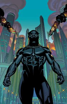 Top Black Marvel Superheroes  The most influential and also my favorite black superheroes of Marvel comics.