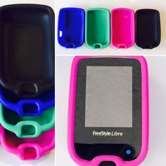 Freestyle Libre Case by RockaDex on Etsy