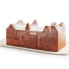 Bûche glacée chocolat de Picard