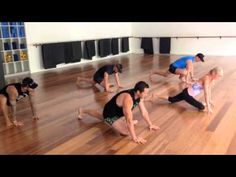 ▶ Yoga for CrossFit. Kate Kendall Flow Athletic - YouTube