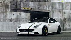 Maxabout Wallpapers: Wheelsandmore Ferrari FF