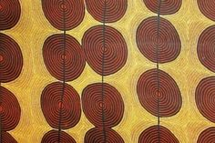 Où trouver l'art aborigène en avril / mai ? Antibes Art Fair, Lyon, Grenoble...