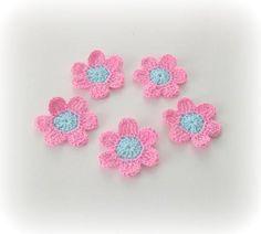 Fairytale Crochet Flowers