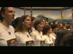 We are the world - Mariah Carey, Pavaroti, Gloria Estefan, Lionel Richie...