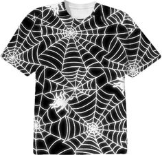 Cobwebs by SONDERSKY on Print All Over Me. #paomtee #paomhalloween