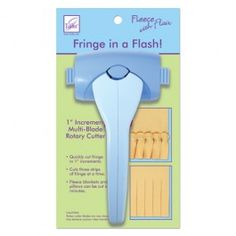 "June Tailor Fringe Marker-6/""x18/"""
