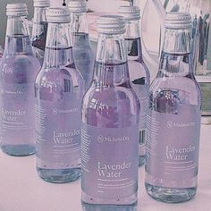 purple, aesthetic, and bottle image Violet Aesthetic, Lavender Aesthetic, Aesthetic Colors, Aesthetic Photo, Aesthetic Pictures, Water Aesthetic, Purple Themes, Pastel Purple, Periwinkle
