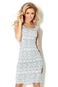 Dámské letní šaty 53-15