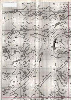 GRAFICOS PUNTO DE CRUZ GRATIS : ARABE Y INDIA(10)