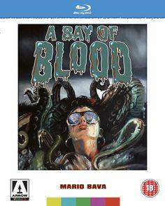 A Bay of Blood Blu-ray