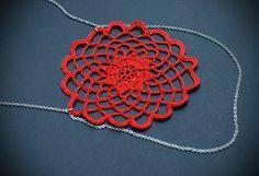 Double Crochets: Neck{lace}