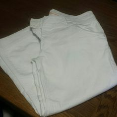 New without tags White Capri American Eagle Outfitters Pants Capris