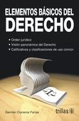 LIBROS TRILLAS: ELEMENTOS BASICOS DEL DERECHO